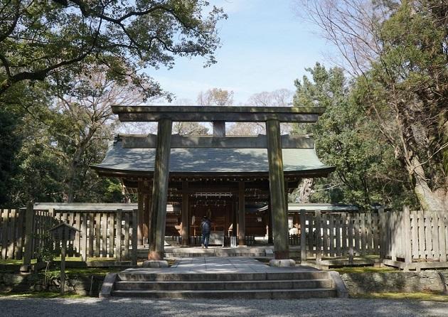 國懸神宮。参拝の順番はない。和歌山市内最強のパワースポット。