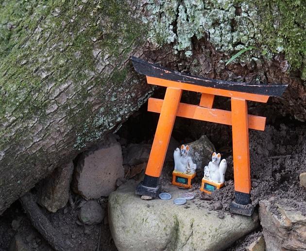 上賀茂神社は川や山との関りが深い。