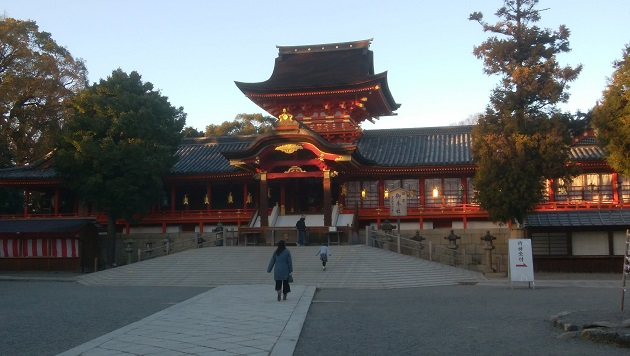 石清水八幡宮は京都指折りのパワースポット。浄化の力が強い。可愛いお守りも多数そろっている。