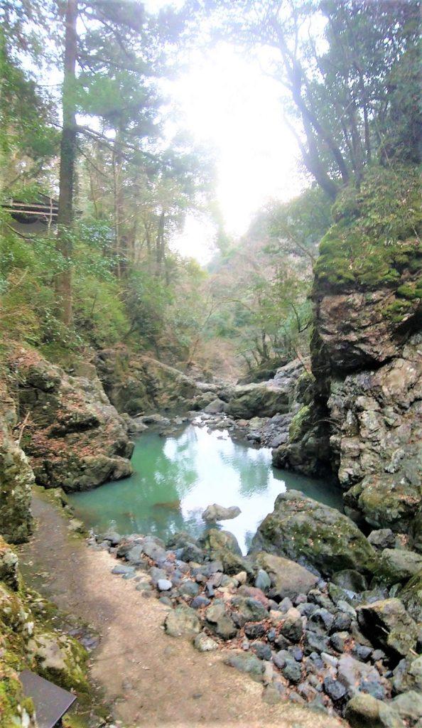 元伊勢伝承が息づく京都府福知山市の天岩戸神社。豊かな自然に恵まれた聖域だ。お出かけスポットとしても魅力だが厳かに参拝したい。