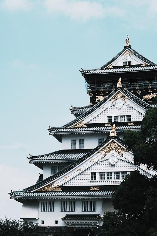 観光とのセットがおすすめの豊国神社。大阪城自体もパワースポットと指摘される。