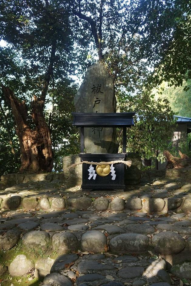 熊野本宮大社の正しい順番はまず祓所大神でお祓いに始まる。