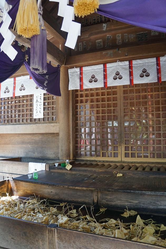 千代保稲荷神社【パワースポット-岐阜】宇宙創造神って知ってた?ご利益,御朱印は?串カツも
