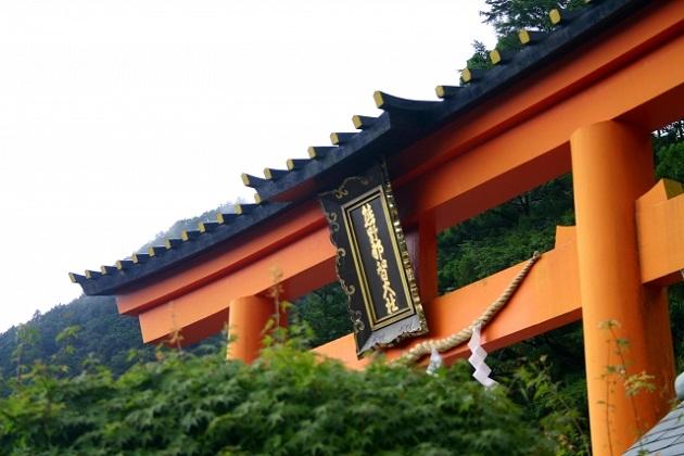 幅広いご利益の効果が期待できる熊野那智大社。