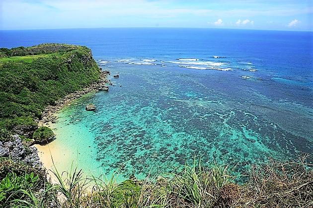 果報バンタ【神秘の絶景 穴場パワースポット】行き方,周辺ランチ情報も|沖縄-レポ