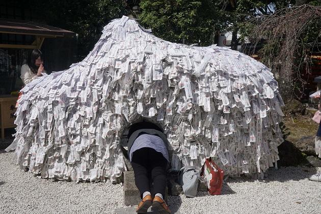 京都縁切り神社【安井金比羅宮/最新ルポ】絵馬怖くも凄いご利益!参拝方法,形代の書き方,御朱印も