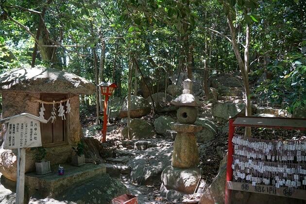 古の信仰をいまに伝える縁結びのパワースポット、六甲山社と結い所