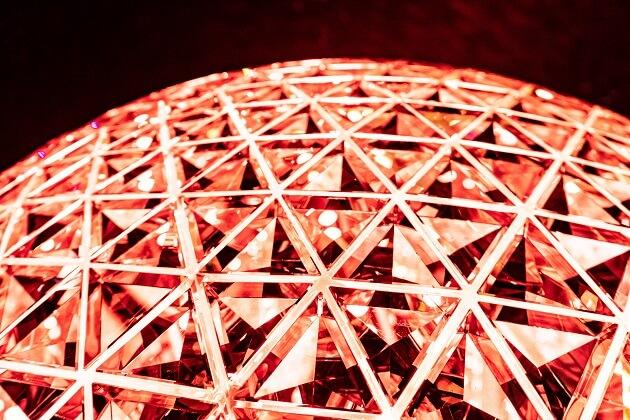 伏見神宝神社に伝わる十種神宝の宝玉のイメージ写真
